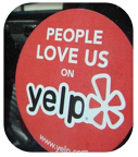 Yelp - People Love Us