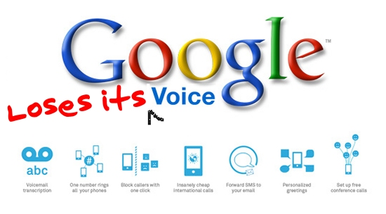 Has Google Lost its Voice