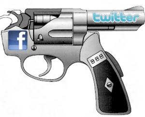 When Social Media backfires