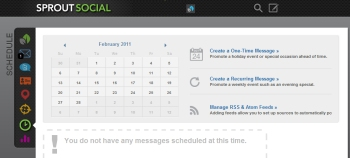 Scheduling with Sprout Social