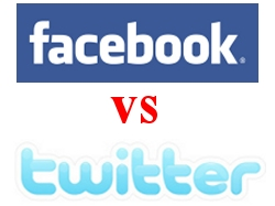 Facebook vs Twitter - Pros and Cons