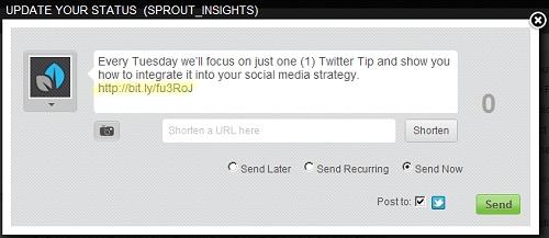 Twitter Prepares Own Shortener URL