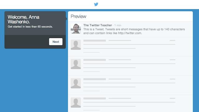 Twitter profile 4