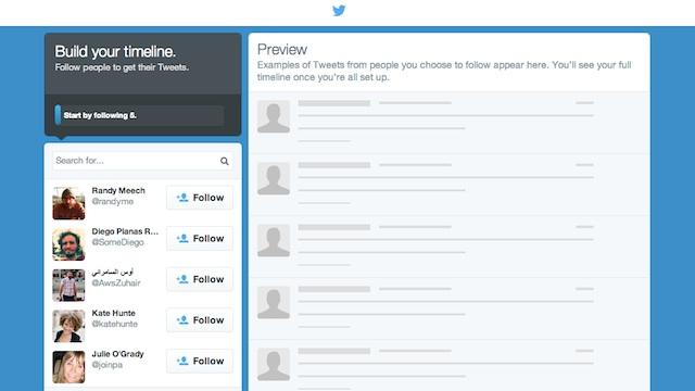 Twitter profile 5