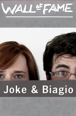 Fan Friday Wall of Fame: Joke and Biagio