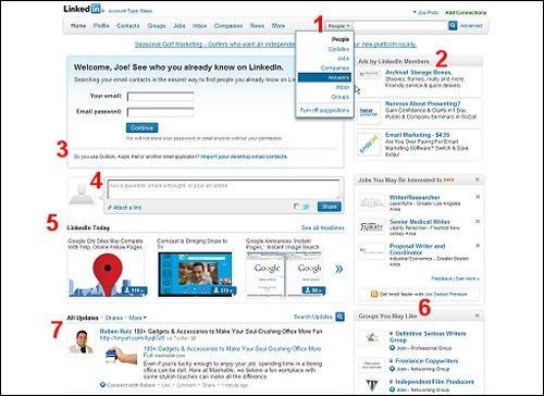 LinkedIn Networking Opportunities