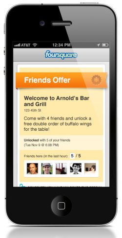 How to Create Foursquare Specials for Your Business