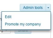 LinkedIn Admin Tools