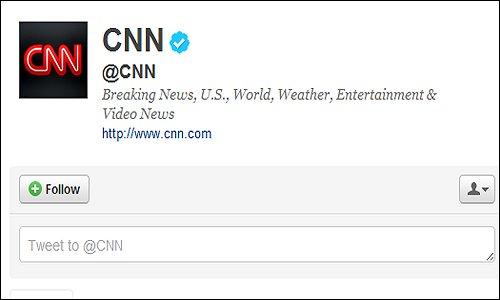 @CNN on Twitter