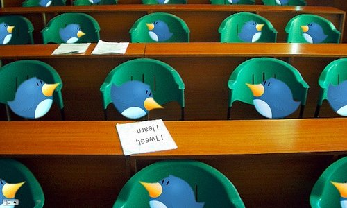 Create a Separate Twitter Account