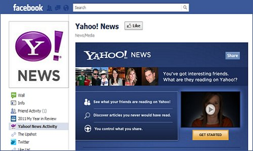 5 News Organizations Using Facebook Right - Yahoo News
