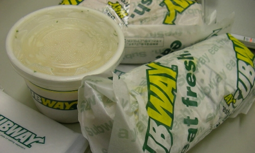 5 Restaurants Using Facebook Right - Subway