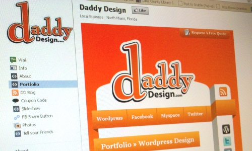 5 Small Businesses Using Facebook Right - Daddy Design