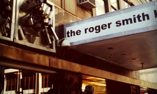 5 Small Businesses Using Twitter Right - Roger Smith Hotel