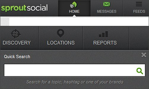 How to Use the Sprout Social History Function