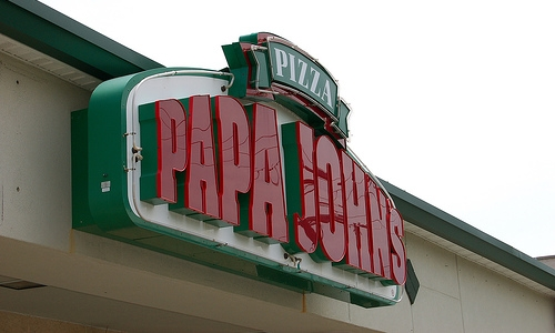Papa John's Branding Blunder
