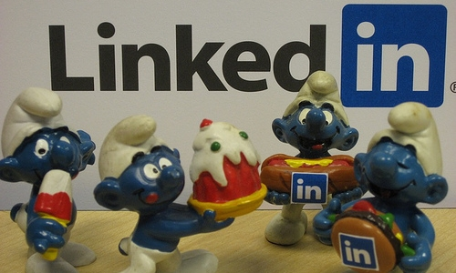 Join LinkedIn Groups