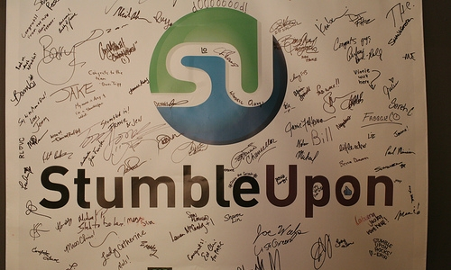 Connect With Other StumbleUpon Members