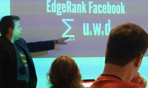 Understand EdgeRank