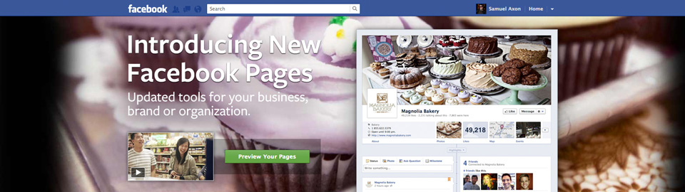 How to Change to Facebook Timeline Business Pages