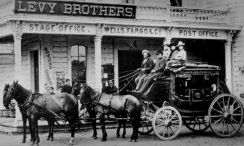 Wells Fargo - A History of Innovation