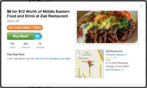5 Brands With Great Mobile Apps - Groupon