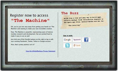 Spotlight on Startups - Infinite Monkeys Machine