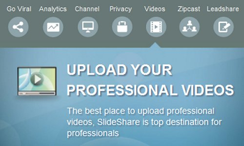 Create a Presentation on SlideShare