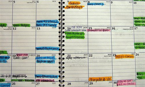Scheduling Tweets