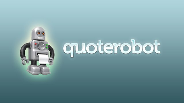 Spotlight on Startups - QuoteRobot