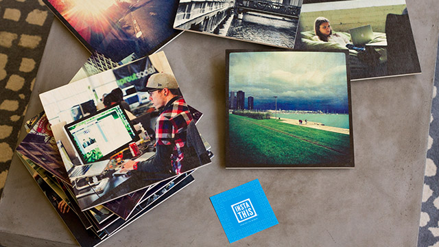 InstaThis Decorates Your Office With Prints of Your Instagram Photos