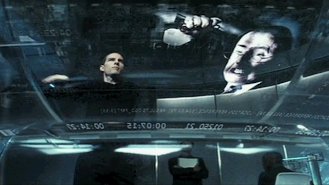 on minority report