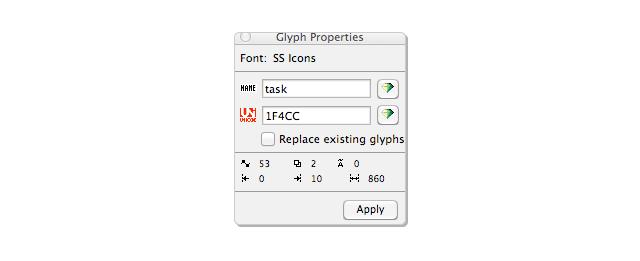 Font Icon Image 13