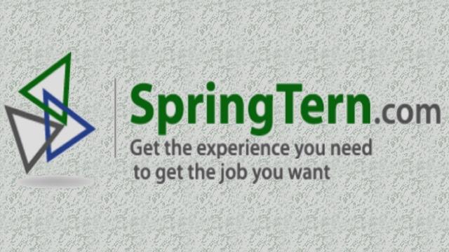 Spotlight on Startups - SpringTern