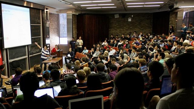Universities Teaching Social Media