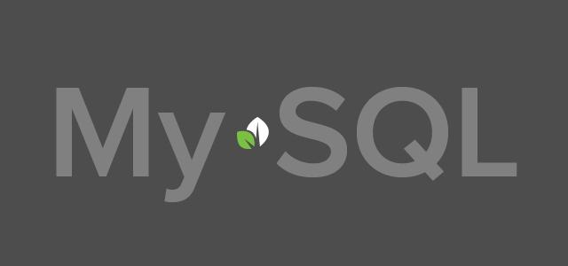 Our Dear Friend MySQL