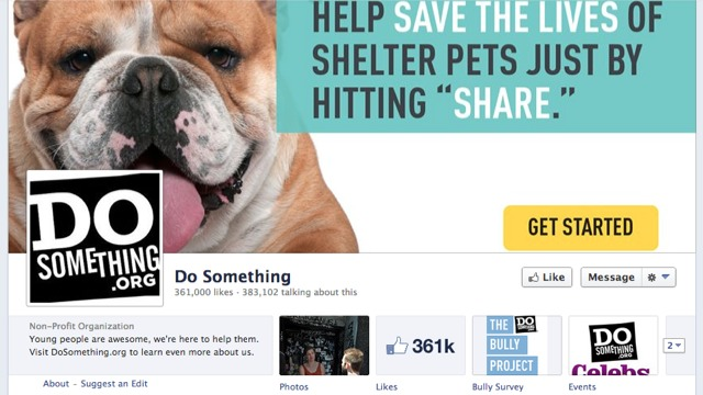 DoSomething Facebook