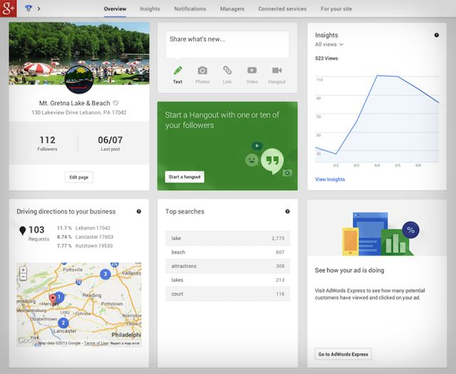 google-plus-dashboard