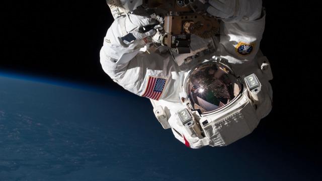 NASA Goddard astronaut