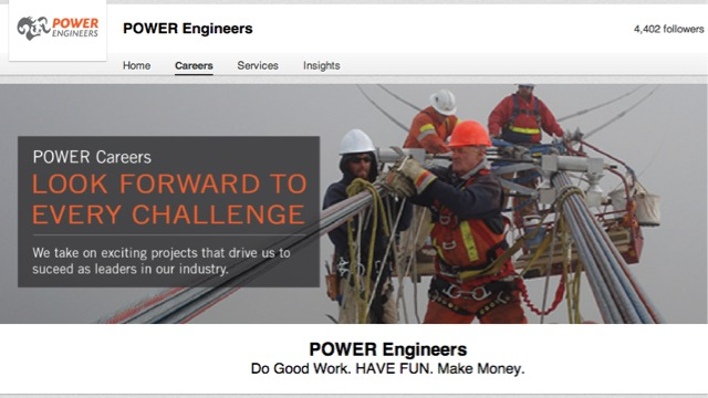power engineering careers linkedin