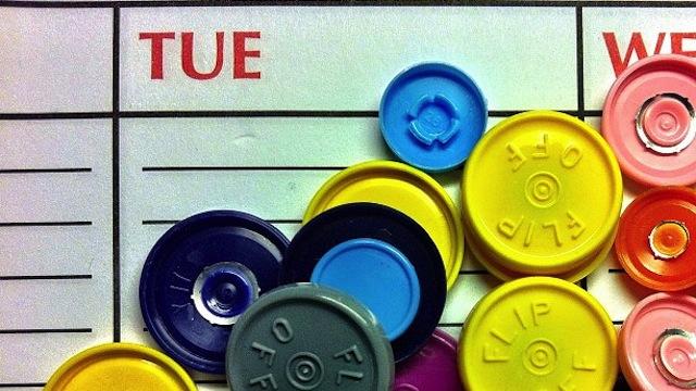calendar buttons