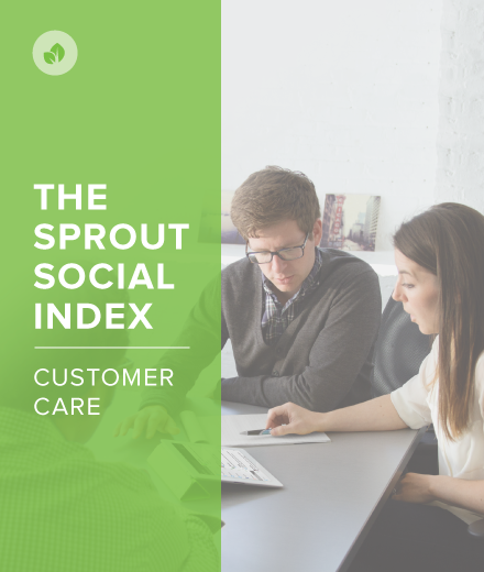 The Sprout Social Index: December 2013