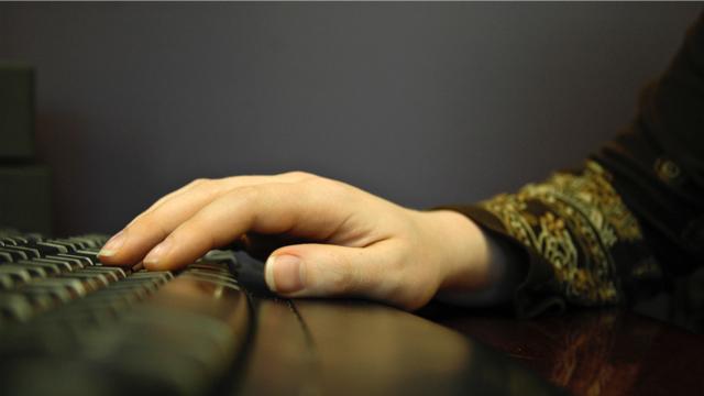 hand keyboard flcikr
