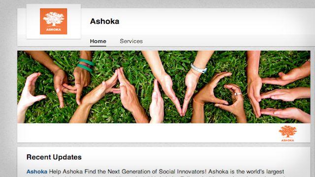 LinkedIn-Ashoka