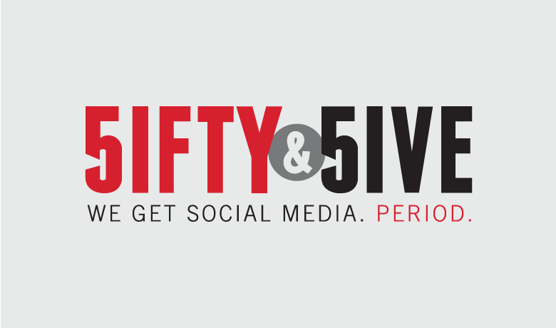 Fifty & Five Logo