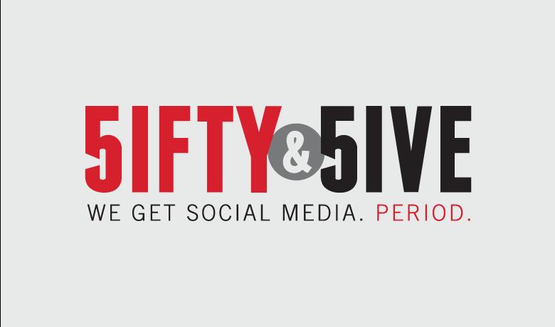 Fifty & Five Logo