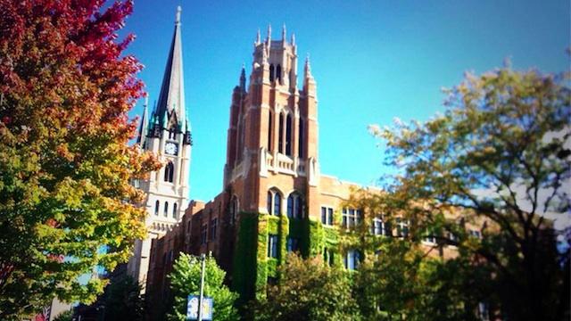 Marquette campus