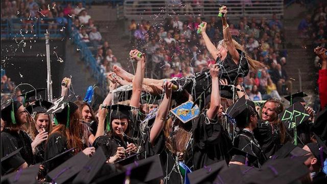Marquette graduation