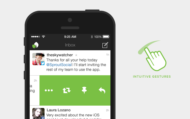 iOS Redesign More Intuitive Gestures