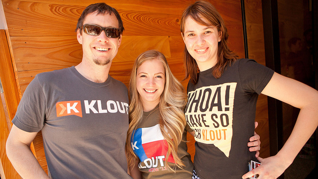More Than a Number: Klout Wants You to Share Great Content